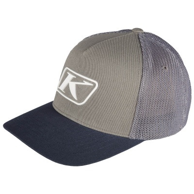 Кепка KLIM Icon Snap Hat Adult Blue Hi Vis